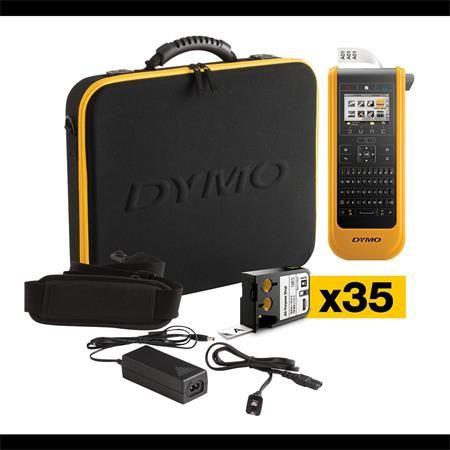 """Štítkovač, elektrický, DYMO """"XTL 300"""" sada v taške"""