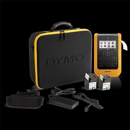 """Štítkovač, elektrický, DYMO """"XTL 500"""" sada v taške"""