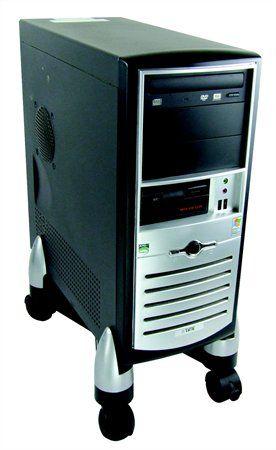 """Stojan na PC a skartovač  """"CPU/Shredde X Stand"""""""
