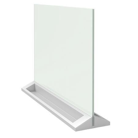 Stolná sklenená tabuľa, obojstranná, NOBO