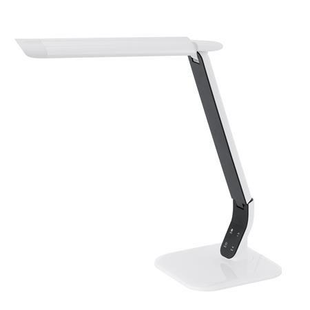 "Stolová lampa, LED 6 W, ""Sellano"", biela-čierna"