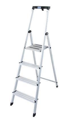 Stupňovitý rebrík Safety, 5 stupňov