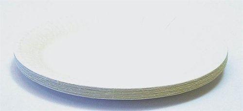 Tanier - papierový,okrúhly, 18 cm