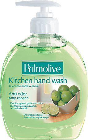 "Tekuté mydlo, 0,3 l, PALMOLIVE Anti Odor ""Lime"""