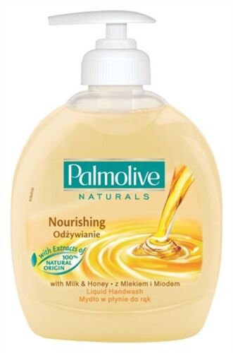"Tekuté mydlo, 0,3 l, PALMOLIVE, Nourishing ""Milk and Honey"""