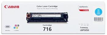 toner CANON CRG-716 cyan LBP 5050/5050N, MF 8030CN/8050CN