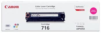 toner CANON CRG-716 magenta LBP 5050/5050N, MF 8030CN/8050CN