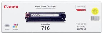 toner CANON CRG-716 yellow LBP 5050/5050N, MF 8030CN/8050CN