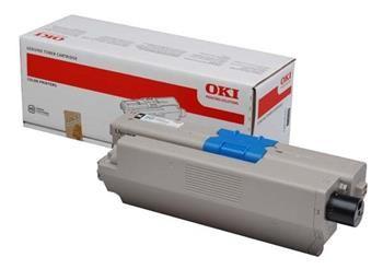 toner OKI C301/C321/MC332/MC342 black (2 200 str.)