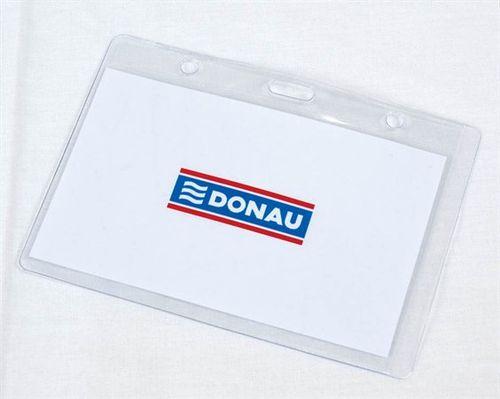 Visačka, 105x65 mm, pružná, vodorovná, DONAU