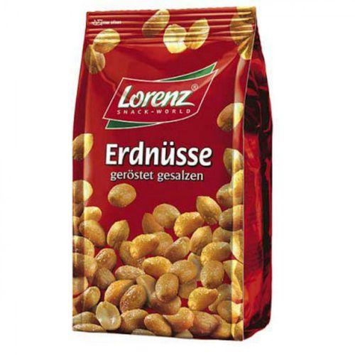 Arašidy lúpané, solené Lorenz 200 g