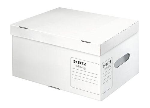 "Archívny kontajner, LEITZ ""Infinity"", biely"