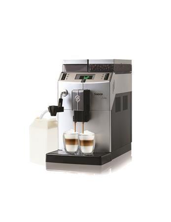 """Automatický kávovar, SAECO """"LRC PLUS"""", strieborný"""