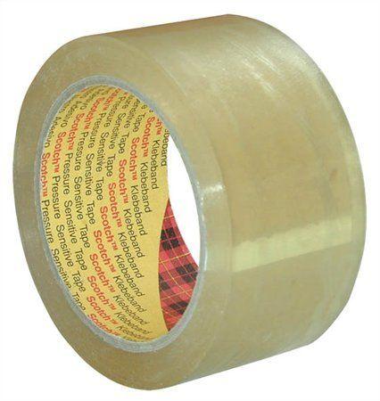 Baliaca páska, 50 mm x 66 m, 3M SCOTCH, priehľadná