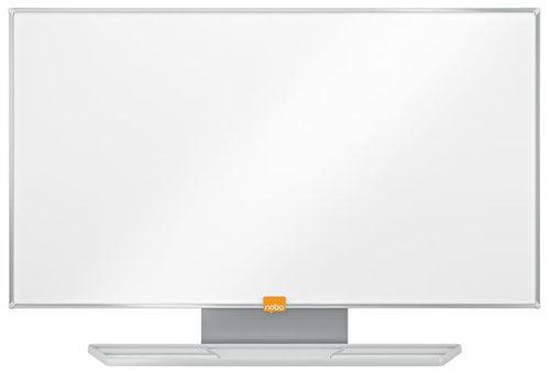 """Biela tabuľa, melamínový povrch, širokouhlá, 70""""/155x87 cm, NOBO"""