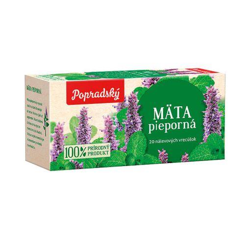 Čaj BOP bylinný mäta prieporná 30g