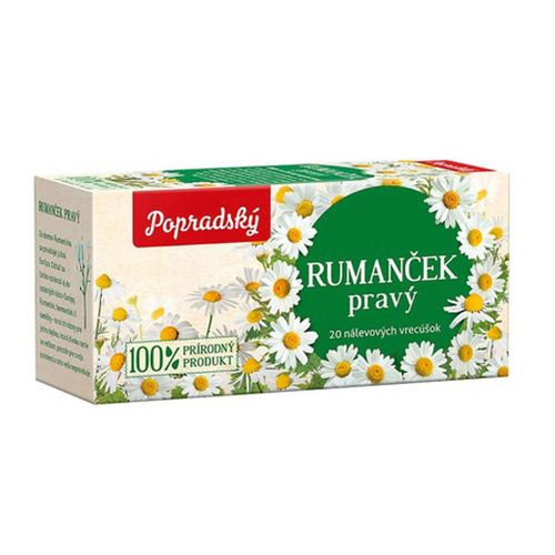Čaj BOP bylinný rumanček 30g