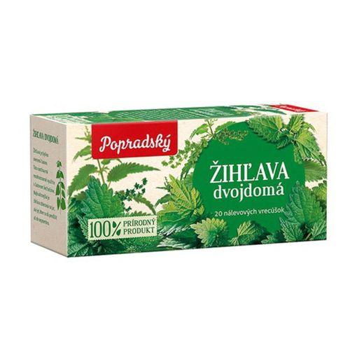 Čaj BOP bylinný žihľava 30g