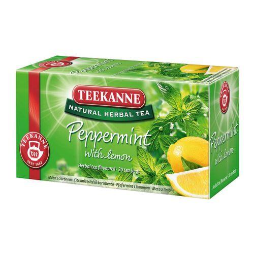 Čaj Teekanne bylinný mäta citrón 30 g
