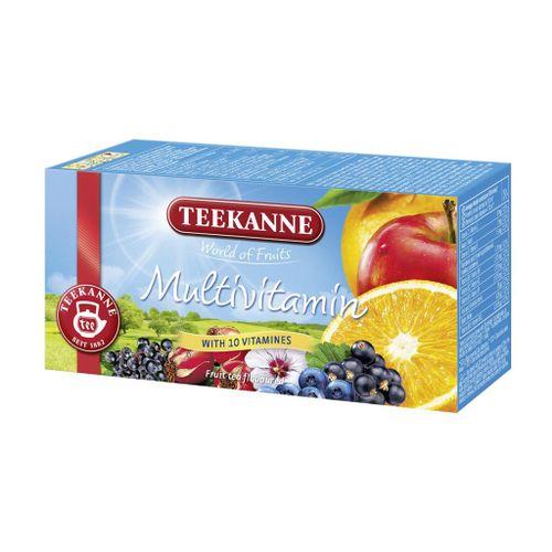 Čaj Teekanne ovocný Multivitamín 50g