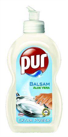 "Čistiaci prostriedok, 450 ml, PUR EXTRA ""Balsam"" aloe vera"