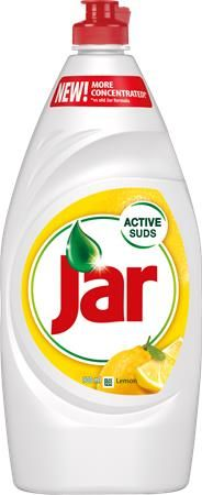 Čistiaci prostriedok na umývanie riadu, 900 ml, JAR, citrón