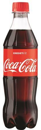 Coca Cola, 0,5l