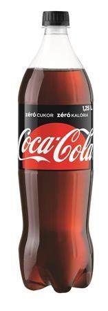 """COCA COLA """"Coca Cola Zero"""", 1,25 l"""