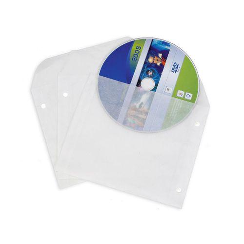 Doplnkové obaly na CD/DVD,