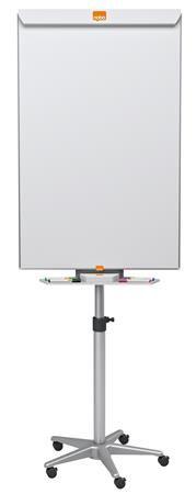 Flipchartová tabuľa, mobilná,  NanoClean™ povrch, magnetická, NOBO