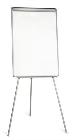 Flipchartová tabuľa, nemagnetická, 70x100 cm, VICTORIA