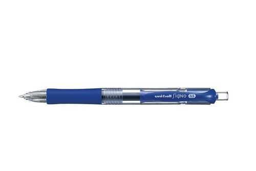 "Gélové pero ""UMN-152"", modré"