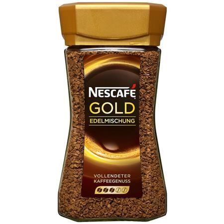 """Instantná káva, 100 g, v sklenenej dóze, NESCAFÉ """"Gold"""""""