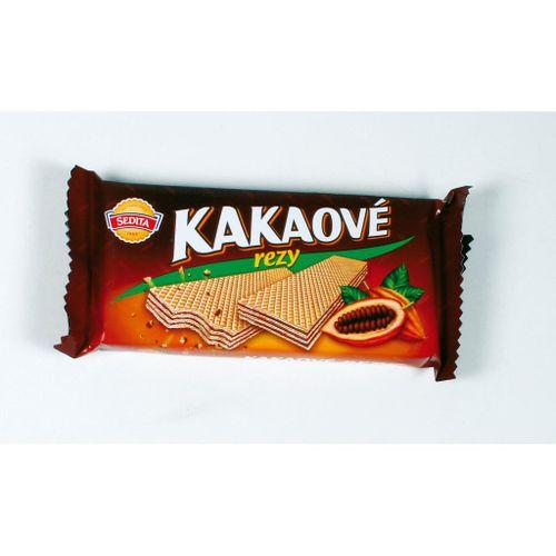 Kakaové rezy 50g