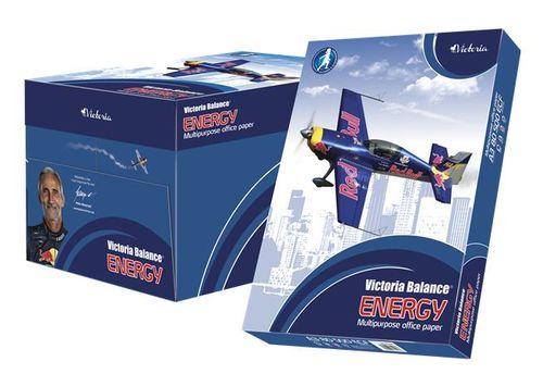 "Kancelársky papier, A3, 80 g, VICTORIA ""Balance Energy"""