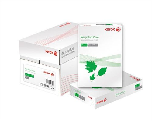"Kancelársky papier, recyklovaný, A4, 80 g, XEROX ""Recycled Pure"""