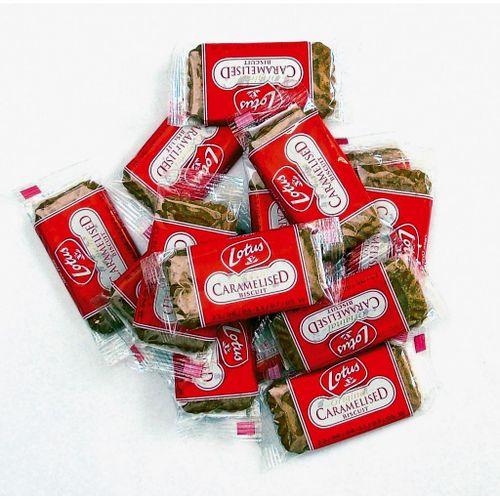 Karamelové sušienky Lotus 50x6,25g