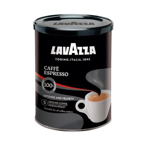 Káva Lavazza Caffé Espresso mletá v dóze 250 g