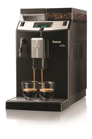 """Kávovar, automatický, SAECO """"LRC"""", čierny"""