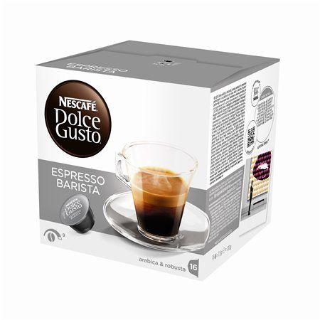 """Kávové kapsuly, 16 ks,  NESCAFÉ """"Dolce Gusto Espresso Barista"""""""