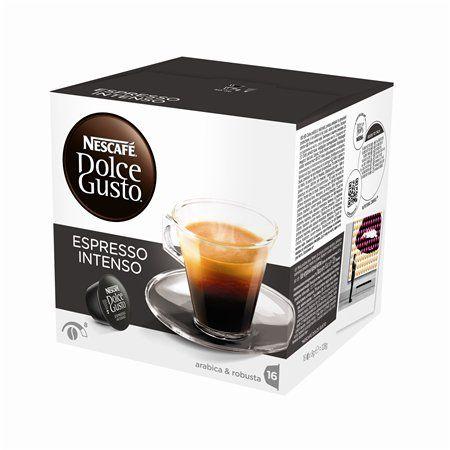 """Kávové kapsuly, 16 ks,  NESCAFÉ """"Dolce Gusto Espresso Intenso"""""""