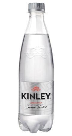 Kinley, príchuť: tonic, 0,5 l