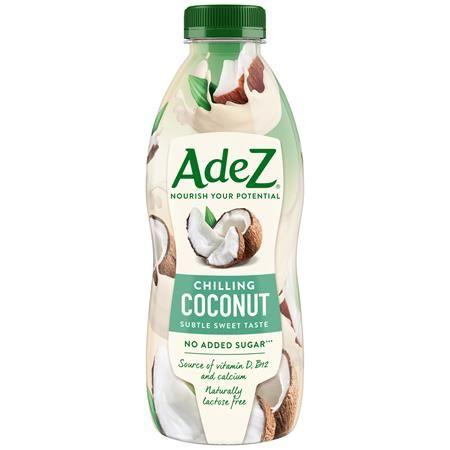 Kokosový nápoj, 0,8 l, ADEZ