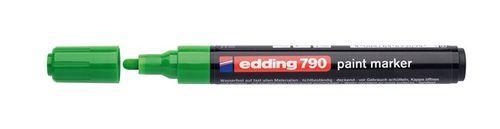 """Lakový popisovač, 2-3 mm, EDDING """"790"""", zelený"""