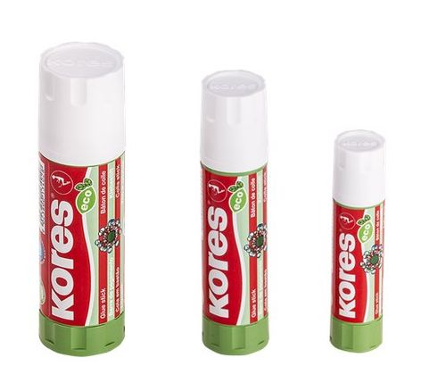 """Lepiaca tyčinka, 40 g, KORES """"Eco Glue Stick"""""""