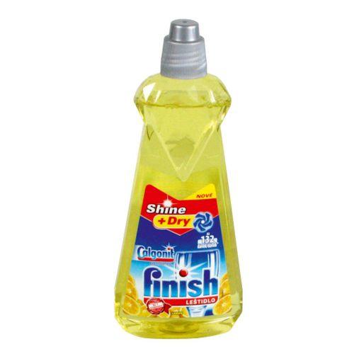 Leštidlo do umývačky riadu Finish Lemon 400ml