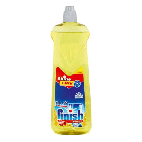 Leštidlo do umývačky riadu Finish lemon 800ml