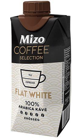 Mlieko Coffe Selection, Flat White, UHT polotučné, v znovu zatvárateľnej krabic, 0,33 l, M