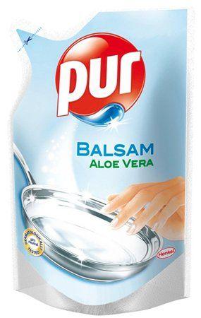 """Náhradná náplň, PUR EXTRA """"Balsam""""  aloe vera"""