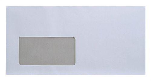 Obálka, LA4 , samolepiaca, s okienkom na ľavej strane, VICTORIA